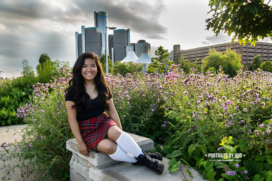 Warren Mott High School Senior Pictures, Macomb County, M