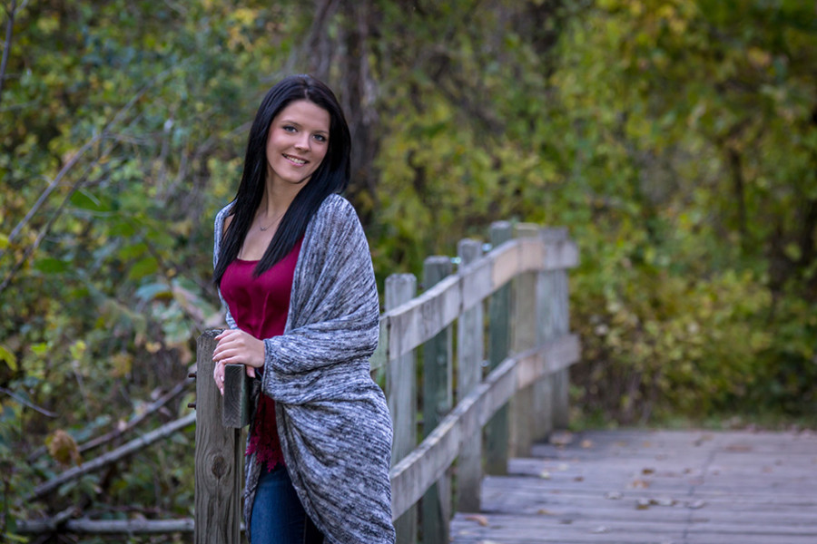 Sterling Heights Senior Portraits - Macomb County