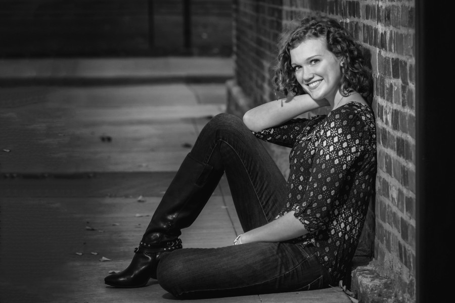 Detroit Country Day Senior Pictures - Oakland County