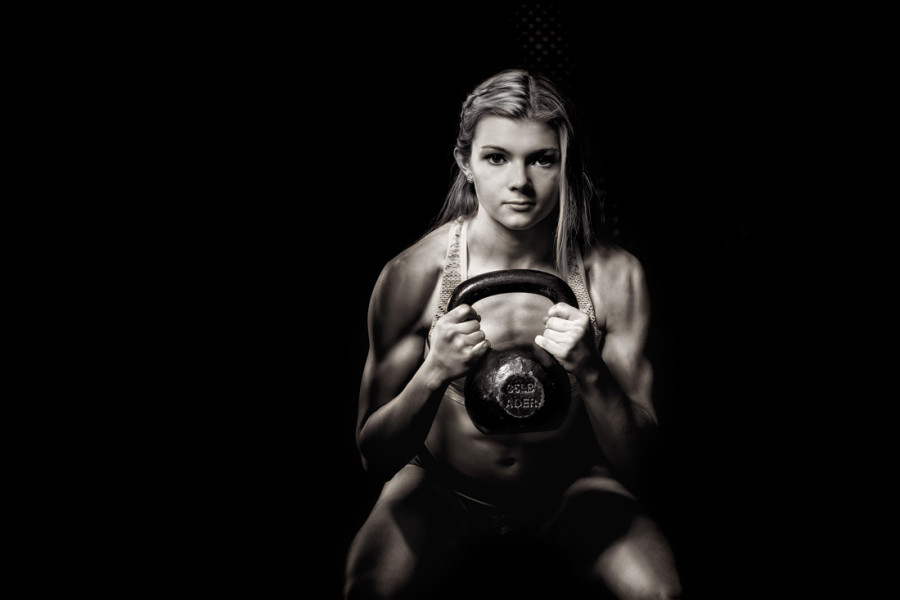 High School Senior Pictures and Fitness Photography- Everest High School, FitnessQuest-Clarkston, MI - Oakland County